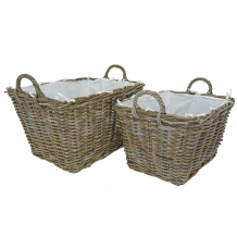 Rattan Basket Grosvenor